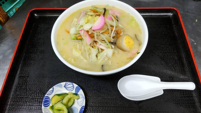 チャンポン(690円)