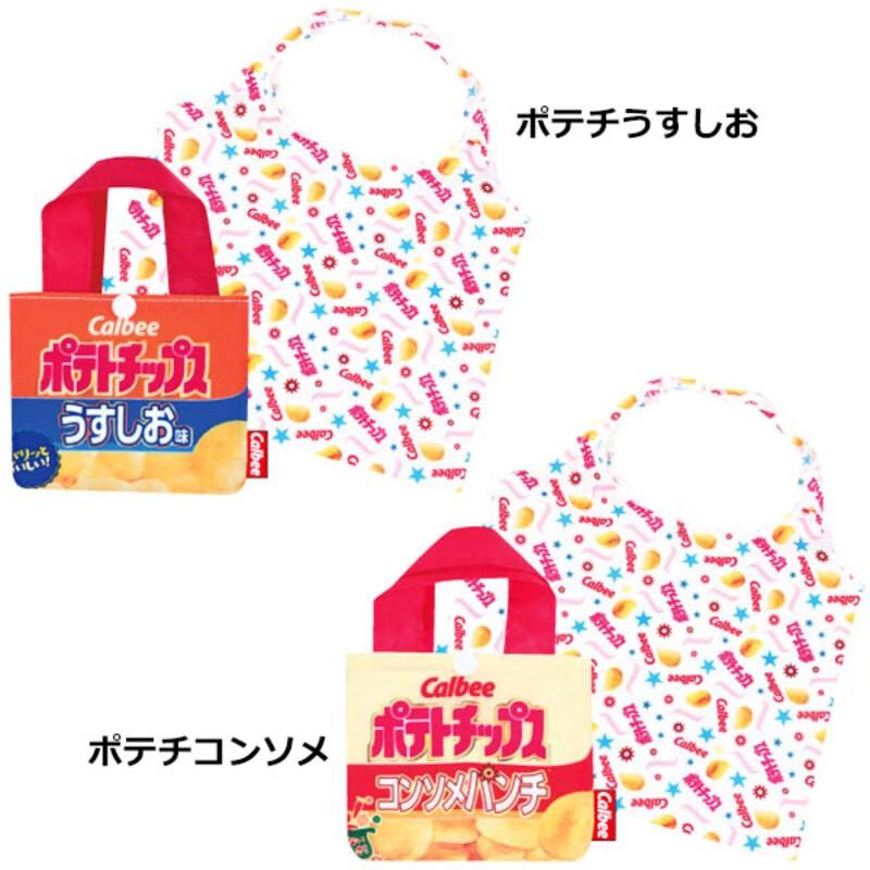 【お菓子柄エコバッグ】